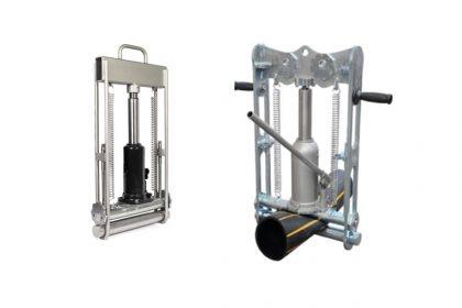 Zacisk hydrauliczny 63-200mm