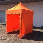 namiot do zgrzewania